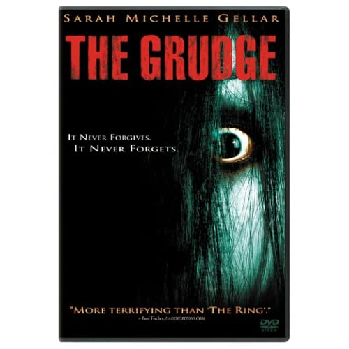 Image 0 of The Grudge On DVD with Sarah Gellar Horror