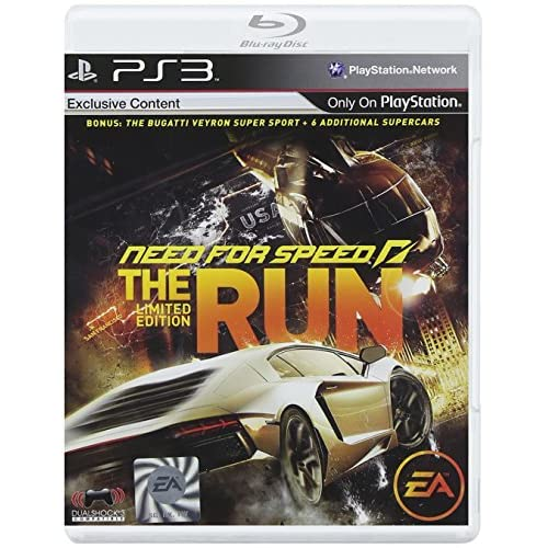 Image 0 of Need For Speed: The Run For PlayStation 3 PS3 Racing
