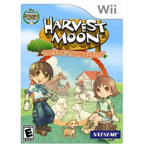 Image 0 of Harvest Moon: Tree Of Tranquility For Wii