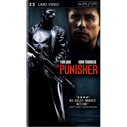 Image 0 of The Punisher UMD For PSP