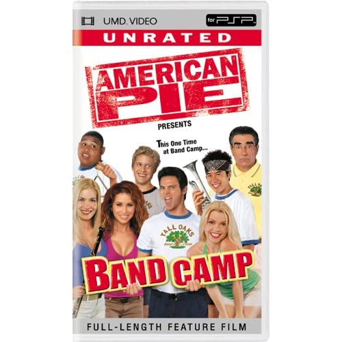 American Pie Presents: Band Camp UMD For PSP