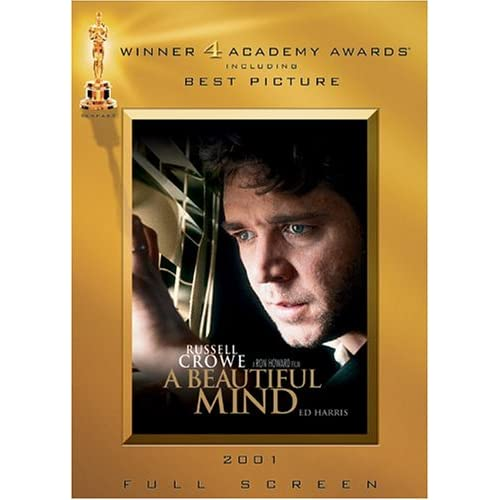 Image 0 of A Beautiful Mind Full Screen Awards Edition On DVD With Russell Crowe