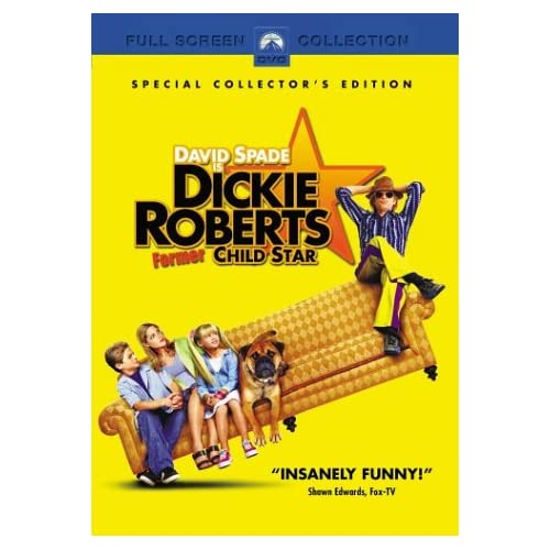 Image 0 of Dickie Roberts Former Child Star Full Screen Edition On DVD with David