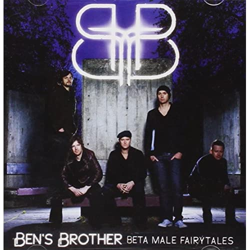 Image 0 of Beta Male Fairytales By Ben's Brother On Audio CD Album 2008