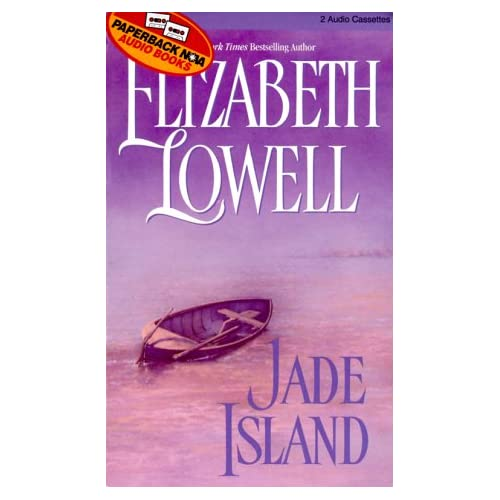 Image 0 of Jade Island By Elizabeth Lowell And Laural Merlington Reader On Audio Cassette