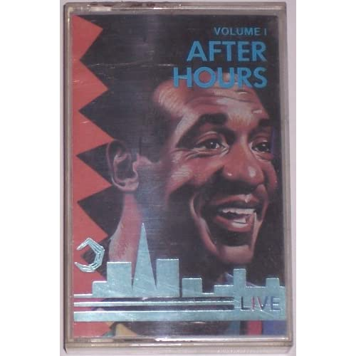 Image 0 of After Hours Volume 1: Live By Bill Cosby On Audio Cassette