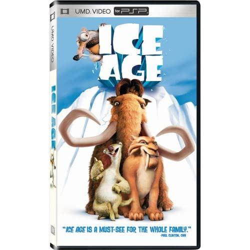 Image 0 of Ice Age UMD For PSP