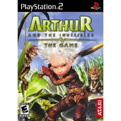 Arthur And The Invisibles For PlayStation 2 PS2
