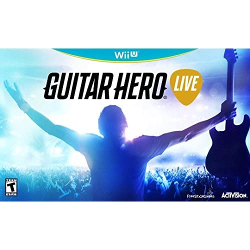 Guitar Hero Live For Wii U ZDR578