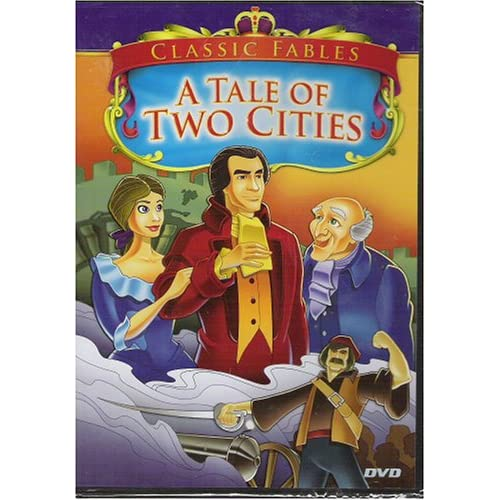 Image 0 of A Tale Of Two Cities On DVD 2