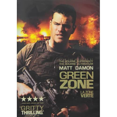 Green Zone For PlayStation 3 PS3