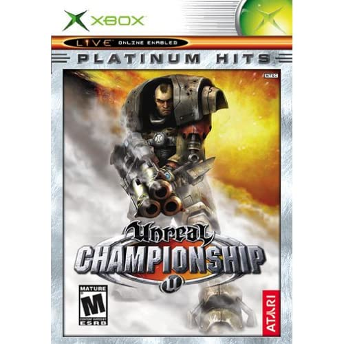 Image 0 of Unreal Championship Xbox For Xbox Original Shooter