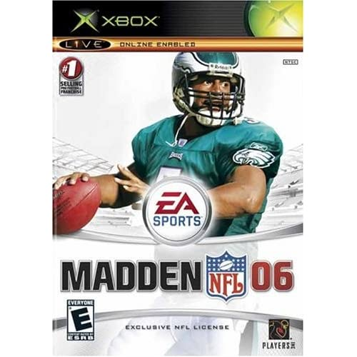 Image 0 of Madden NFL 06 Xbox For Xbox Original Football