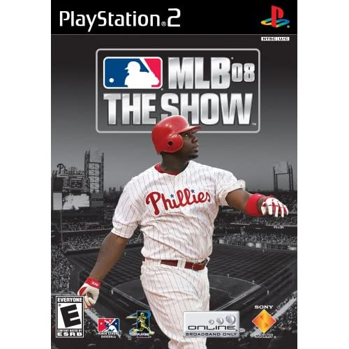 Image 0 of MLB 08 The Show For PlayStation 2 PS2 Baseball