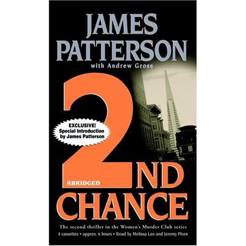2nd Chance The Women's Murder Club By James Patterson And Melissa Leo