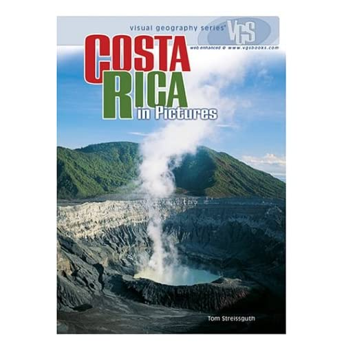 Costa Rica In Pictures Visual Geography Series By Sam Schultz Brian