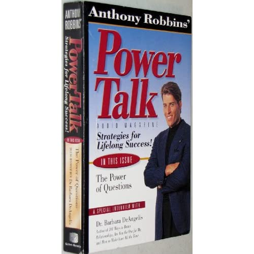Image 0 of Power Talk! Achieving Your Ultimate Goal Interview With Barbara Deangelis By Ant