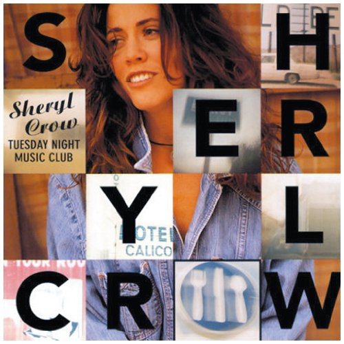 Image 0 of Tuesday Night Music Club By Sheryl Crow On Audio CD Album Pop 1993