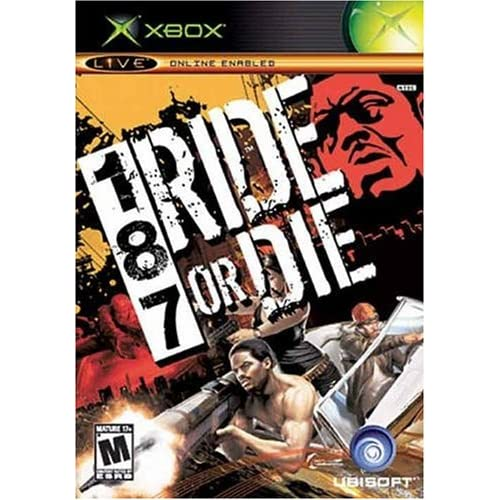 187 Ride Or Die Xbox For Xbox Original