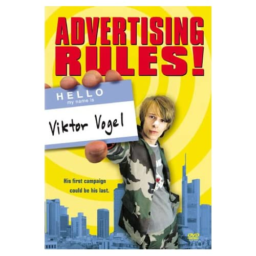 Image 0 of Advertising Rules! On DVD With Vadim Glowna