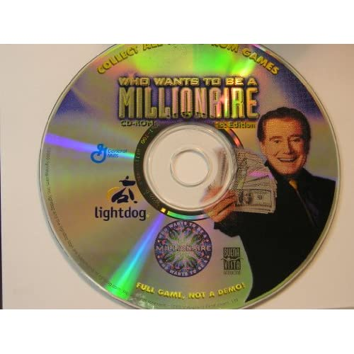 Image 0 of Who Wants To Be A Millionaire? 1st Edition PC Software