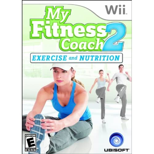 Image 0 of My Fitness Coach 2: Exercise And Nutrition For Wii And Wii U