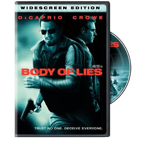 Image 0 of Body Of Lies Widescreen Edition On DVD with Leonardo DiCaprio