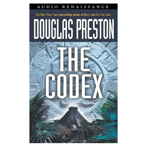 The Codex By Douglas Preston And Scott Sowers Reader On Audio Cassette