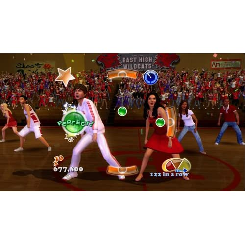 Image 2 of Disney High School Musical 3: Senior Year Dance! For PlayStation 2 PS2