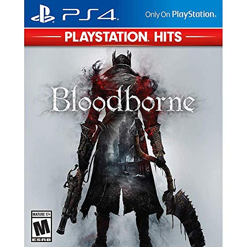 Bloodborne Hits For PlayStation 4 PS4 RPG