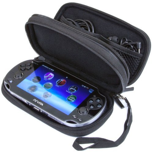 Butterfox Double Compartment Carry Case For Ps Vita And Ps Vita Slim Psv: BF403