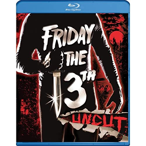Image 0 of Friday The 13th Blu-Ray On Blu-Ray With Robbi Morgan Horror