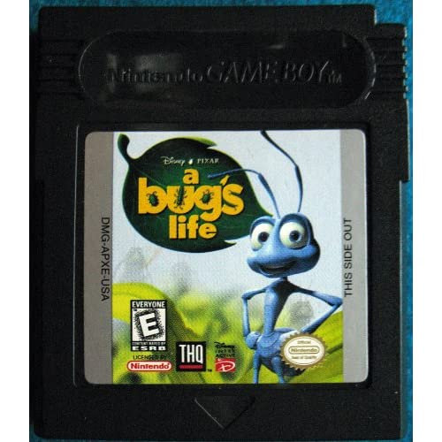 A Bug's Life For Game Boy On Gameboy