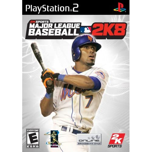 Image 0 of Major League Baseball 2K8 For PlayStation 2 PS2