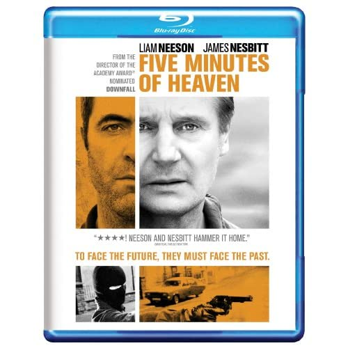Five Minutes Of Heaven Blu-Ray On Blu-Ray With Liam Neeson 5