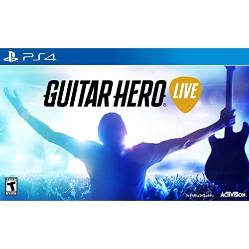 Guitar Hero Live For PlayStation 4 PS4