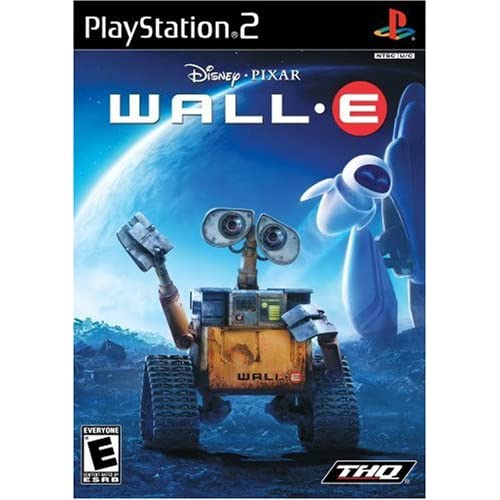 Image 0 of Wall-E For PlayStation 2 PS2