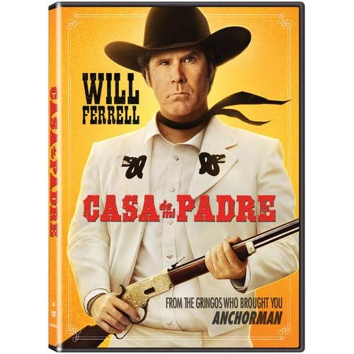 Image 0 of Casa De Mi Padre DVD On DVD With Will Ferrell