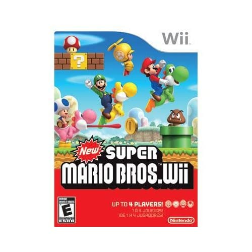 Image 0 of Nintendo New Super Mario Bros Wii