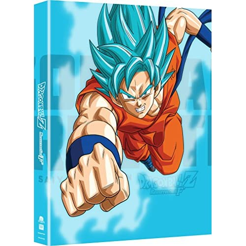 Image 0 of Dragon Ball Z Resurrection 'F' Edition Blu-Ray Digital HD On Blu-Ray With Christ