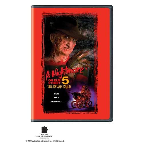 Image 0 of A Nightmare On Elm Street 5 The Dream Child On DVD With Robert Englund Horror