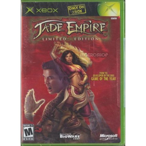 Image 0 of Jade Empire Limited Edition For Xbox Original