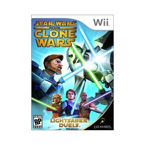 Image 0 of Clone War Animate Lite Duel For Wii And Wii U