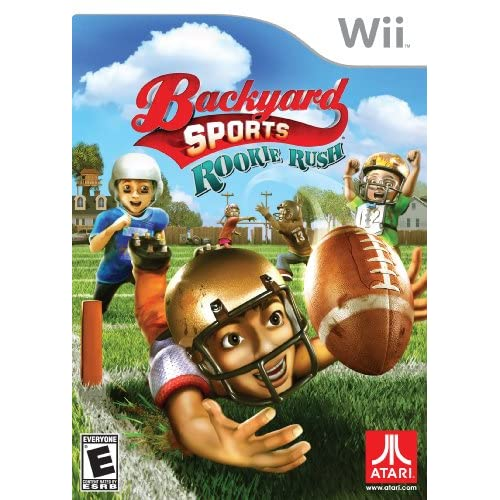 Image 0 of Backyard Sports Football: Rookie Rush For Wii And Wii U