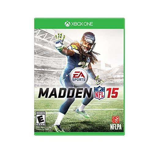 Madden NFL 15 Xbox One With Case