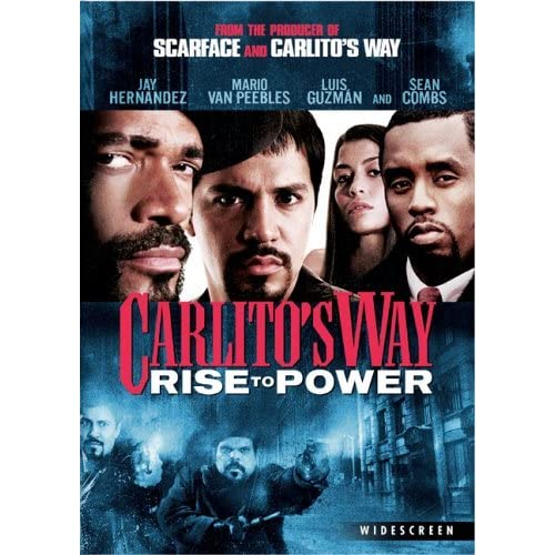 Image 0 of Carlito's Way Rise To Power Widescreen On DVD With Jay Hernandez