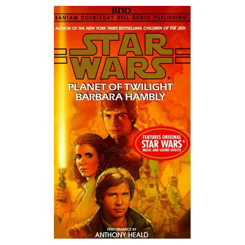 Image 0 of Star Wars: Planet Of Twilight Au Star Wars By Hambly Barbara Heald Anthony Reade