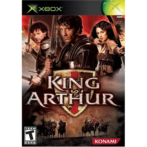 Image 0 of King Arthur Xbox For Xbox Original
