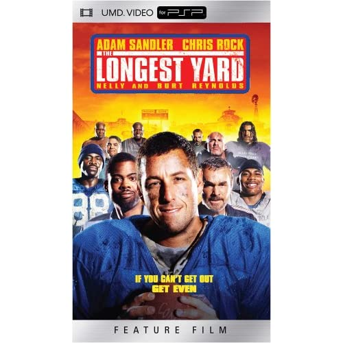 Image 0 of The Longest Yard UMD For PSP