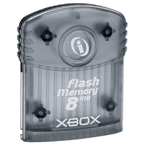 Image 0 of Xbox Flash Memory Card Black For Xbox Original